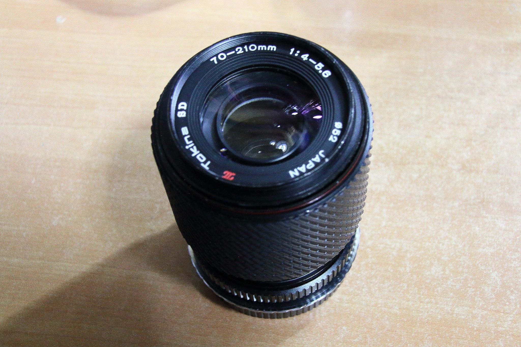 Tokina SD 70-210mm F4.0-5.6