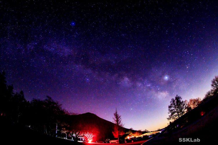 5月初旬の天体撮影